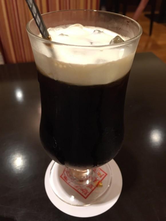 和蘭豆(らんず)サンライズ蒲田店のコーヒーはとっても美味しいです