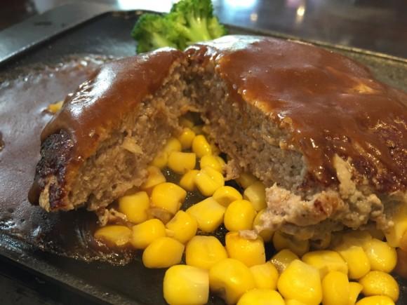 ステーキ&ハンバーグのお店「KENNEDY ケネディ/蒲田」のハンバーグは食べやすくて美味しいです