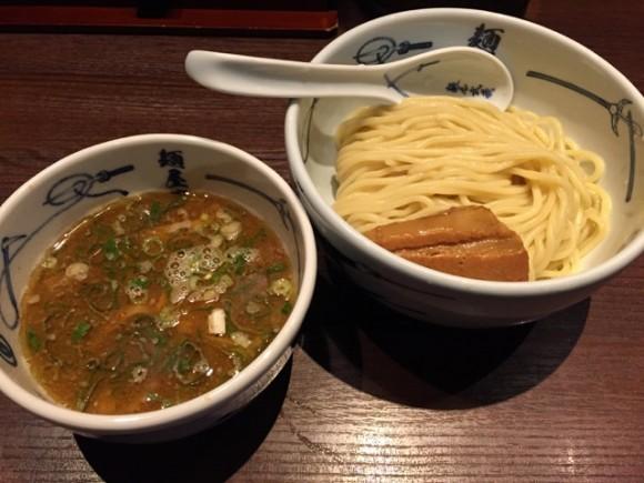 麺屋武蔵 蒲田店のつけ麺です