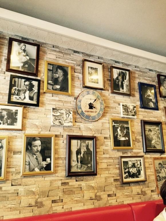 蒲田西口にあるイタリア料理で有名な「ゴンドレッタ(gondoletta)」のおしゃれな店内です