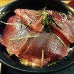 築地直送!新鮮マグロの鉄火丼!蒲田居酒屋ランチ「ごっちゃん」