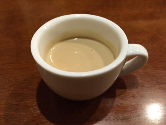 「椿屋カフェ グランディオ蒲田店」のランチにつくスープです