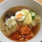 知る人ぞ知る冷麺の有名店!蒲田冷麺ランチ「平壌冷麺 食道園」