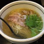 つるつるシコシコ細麺!大井町ラーメンランチ「麺屋 焔(えん)」