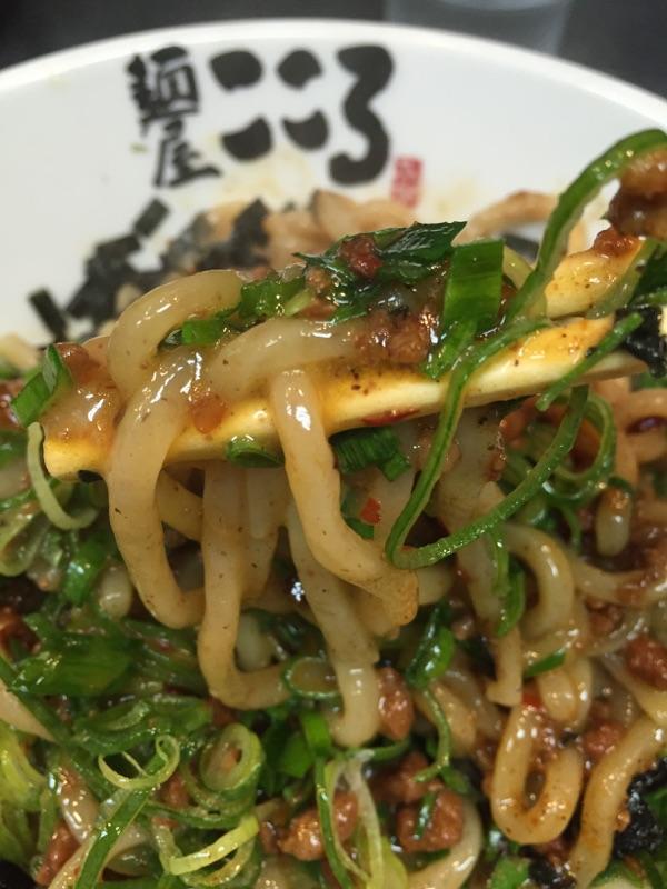台湾まぜそば専門店「麺屋こころ 蒲田店」の「台湾まぜそば」は魚粉のダシが効いた濃厚なピリ辛のお味がくせになりそう