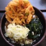 おそばたっぷり!!蒲田立ち食いそばランチ「ゆで太郎 蒲田中央通店」