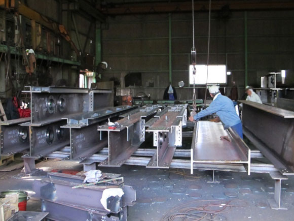 「イシイのお弁当やさん」のある大森南は東京の下町で町工場が有名です