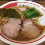 絶品スープと平打ち中華そば!大井町ラーメンランチ「麺壱 吉兆」