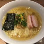 自家製麺と白旨スープ!矢口渡ラーメンランチ「中華そば いそべ」